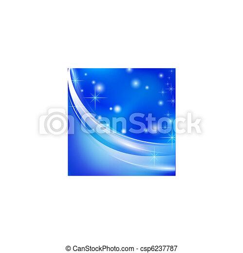 holiday frame - csp6237787