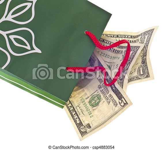 Holiday Gift Budget - csp4883054