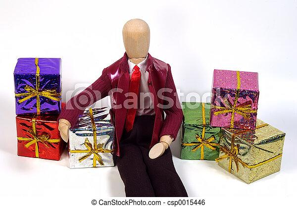 Holiday Gifts - csp0015446