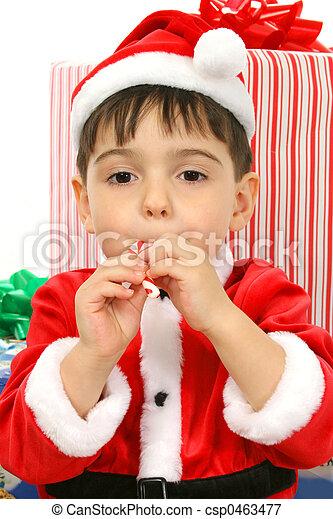 Holiday Helper - csp0463477
