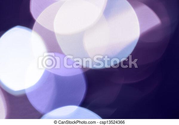 Holiday illumination - csp13524366