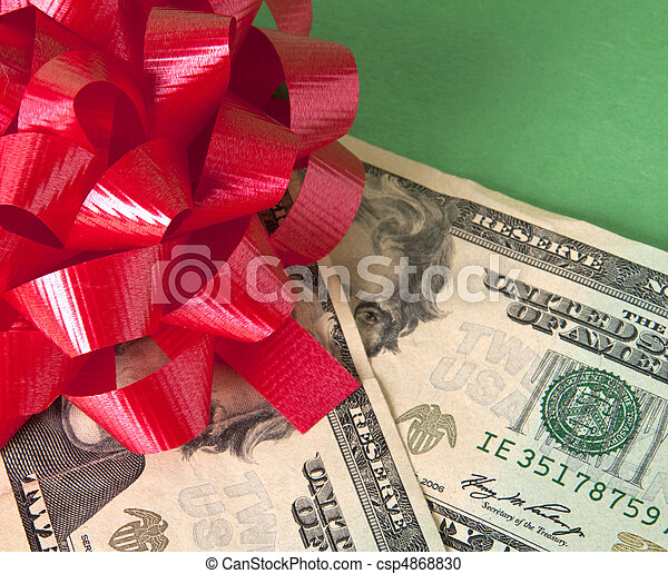 Holiday on a Budget - csp4868830