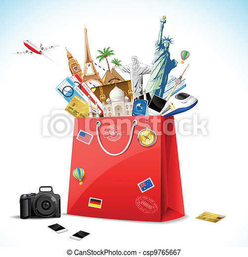 Holiday Package - csp9765667