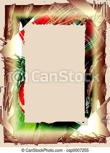 Holiday Plaid - csp0007255