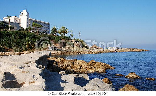 Holiday resort - csp3505901