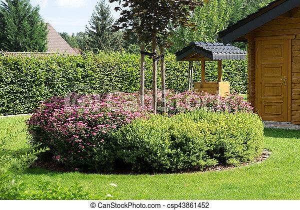 Holiday resort - csp43861452