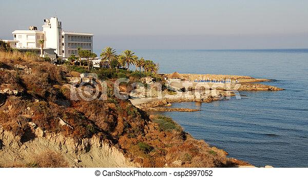Holiday resort - csp2997052