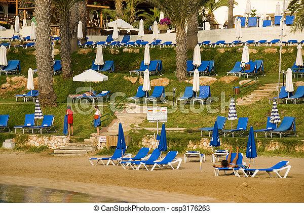 Holiday resort - csp3176263