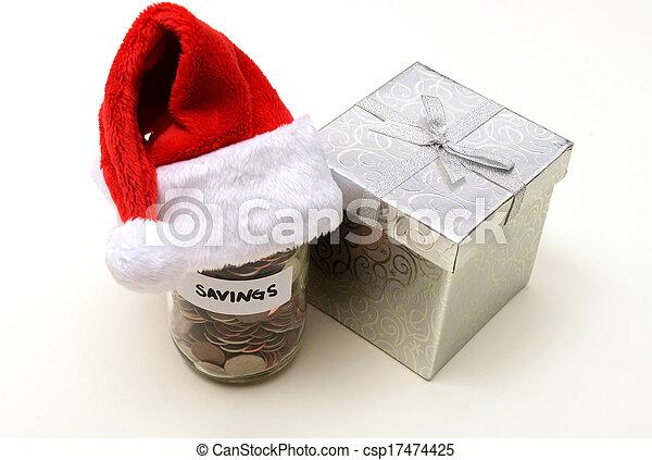 holiday savings - csp17474425