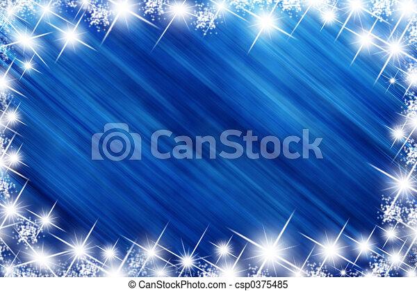 holiday stars - csp0375485
