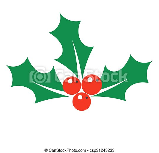 holly berry illustration holly berry vector illustration vectors rh canstockphoto com holly berry clipart black and white holly berry clipart black and white