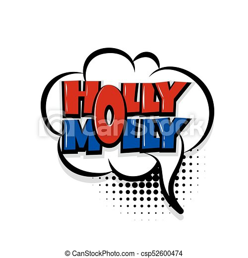 holly molly comic text white background holly molly comic text
