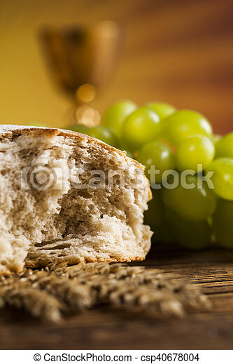 holy communion bread wine for christianity religion eucharist