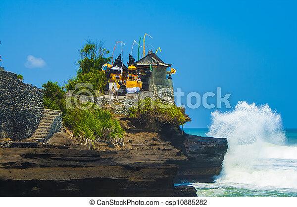Holy place near Tanah Lot - csp10885282