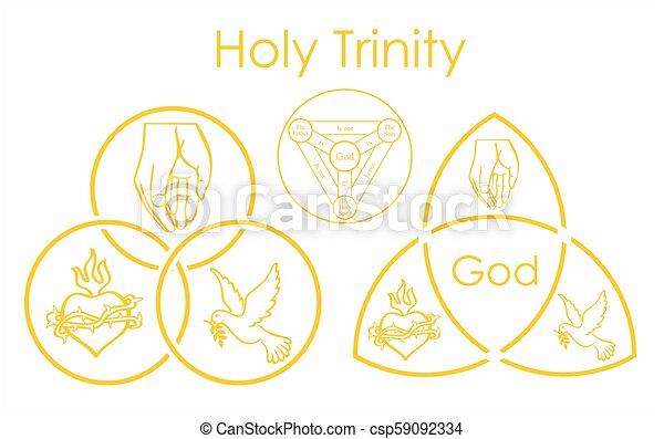 Holy Trinity symbols