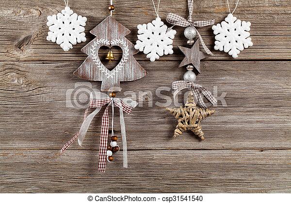 Weihnachtsdeko Holz holz raum text weihnachtsdeko hintergrund dein stockfoto