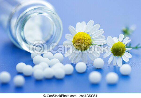 homéopathique, médicament - csp1233361