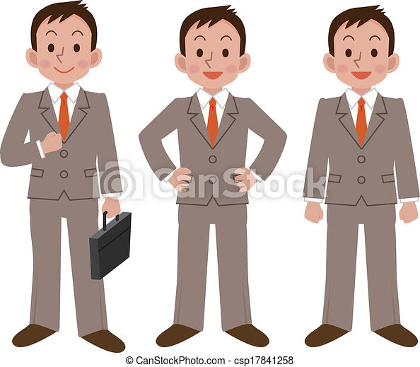 Hombre de negocios - csp17841258