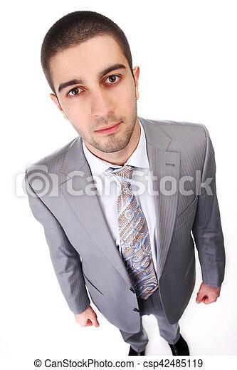 Hombre de negocios - csp42485119