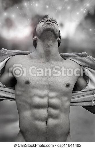 Un hombre poderoso - csp11841402