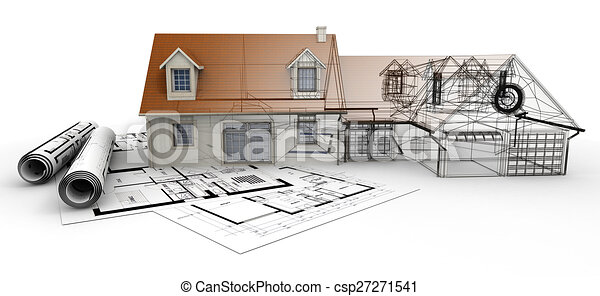 Home Architecture Project Completion   Csp27271541
