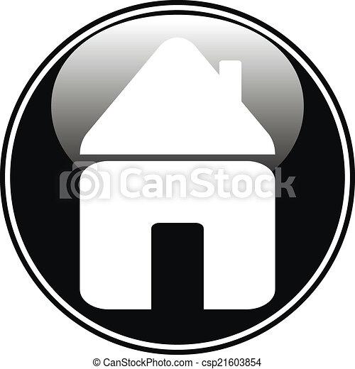 Home button - csp21603854