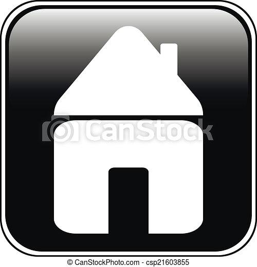 Home button - csp21603855
