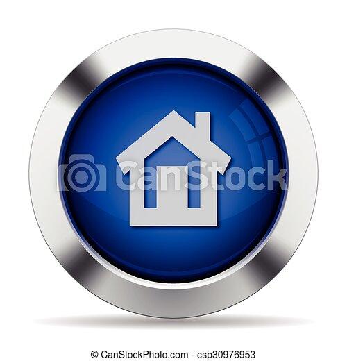 Home button - csp30976953