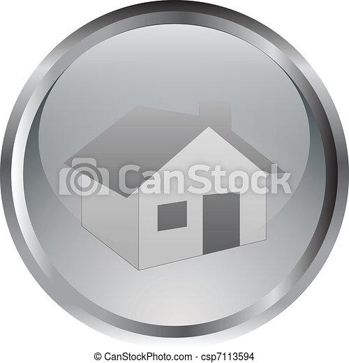 home button - csp7113594