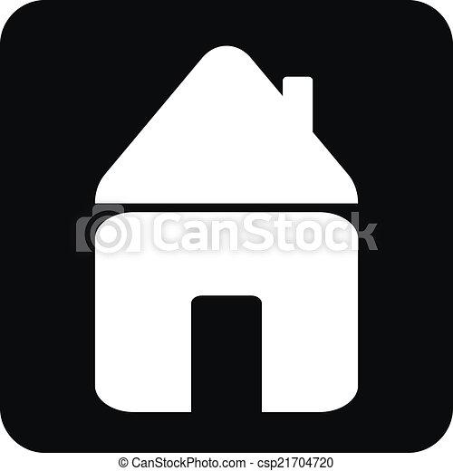 Home button - csp21704720