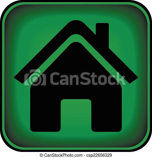 Home button - csp22656329