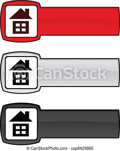Home button. - csp8425860