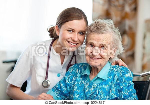 Home care - csp10224617