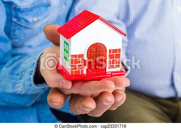 Home care - csp23331719