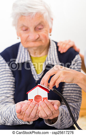 Home care - csp25617276