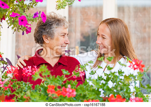 Home care - csp16167188