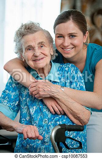 Home care - csp10087553
