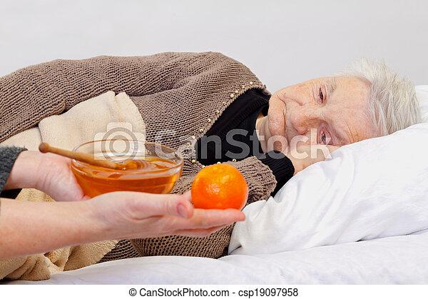 Home care - csp19097958