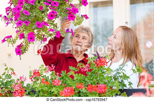 Home care - csp16793947