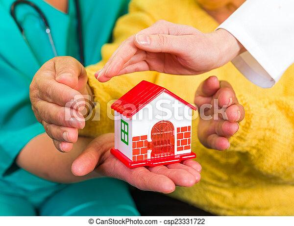 Home care - csp23331722