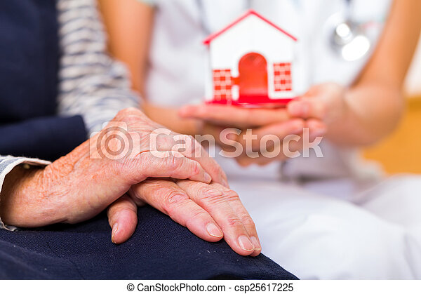 Home care - csp25617225
