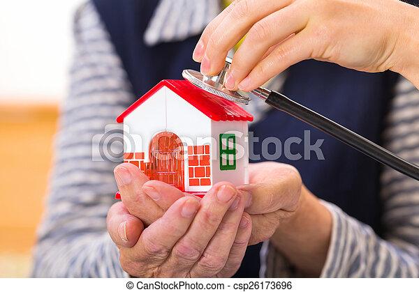 Home care - csp26173696