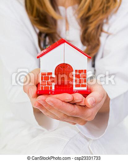 Home care - csp23331733