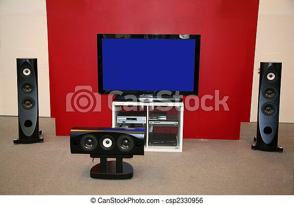 home cinema - csp2330956