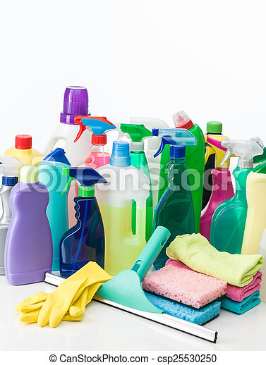 home cleaning products - csp25530250