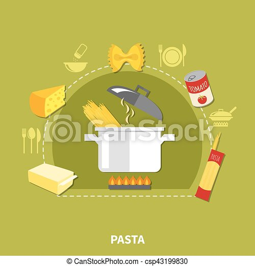 Home Cooking Concept - csp43199830