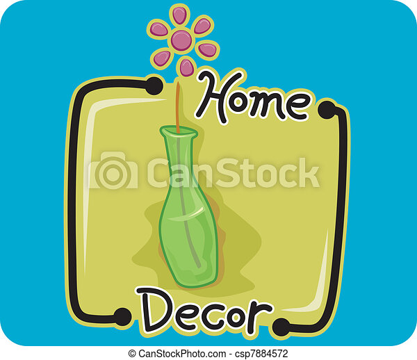 decor clipart decorating illustration clip icon representing vector cliparts icons clipground drawing