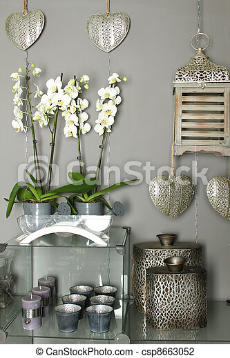 Home decor objects - csp8663052