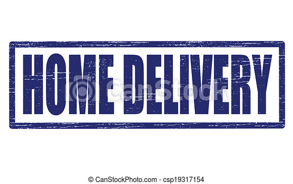 Home delivery - csp19317154