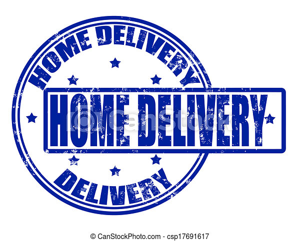 Home delivery - csp17691617